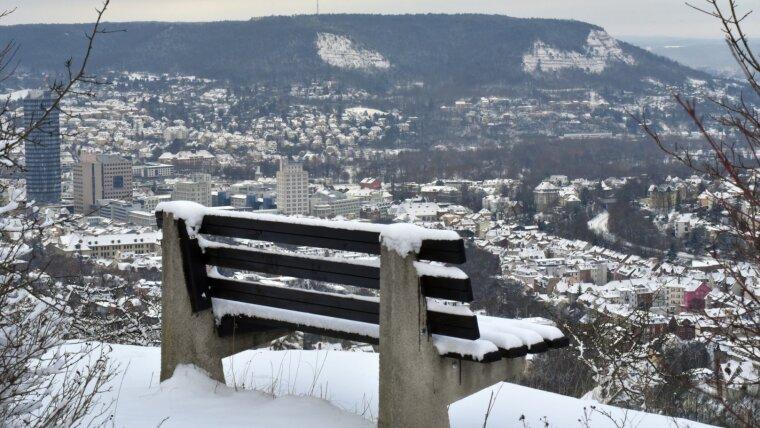 Winter in Jena